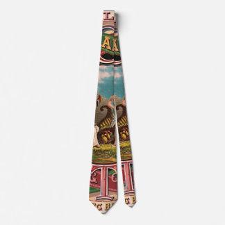 North Carolina-Tabak-Anzeige 1879 Krawatte