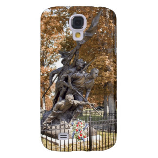 North CarolinaerinnerungsGettysburg PA Galaxy S4 Hülle