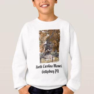 North CarolinaerinnerungsGettysburg PA Sweatshirt