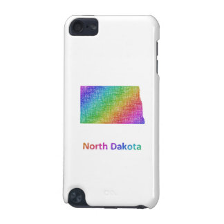 North Dakota iPod Touch 5G Hülle