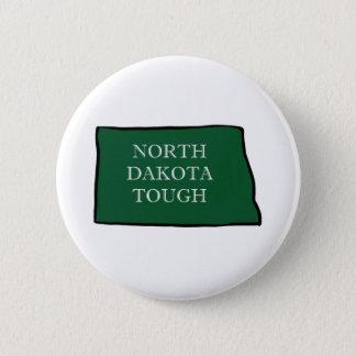 North Dakota stark Runder Button 5,7 Cm