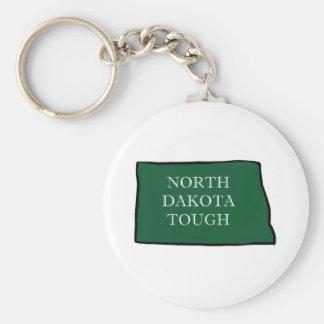 North Dakota stark Schlüsselanhänger