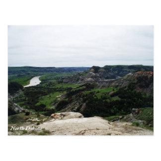 North- Dakotapostkarte Postkarte