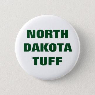 NORTH- DAKOTAtuff Runder Button 5,7 Cm
