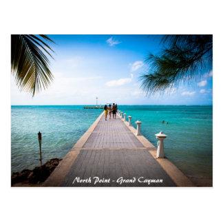 North Point - Grand Cayman Postkarte