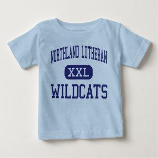 Northland-Lutheraner - Wildkatzen - hoch - Mosinee Baby T-shirt