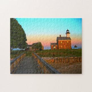 Norwalk Fairfield Connecticut Puzzle