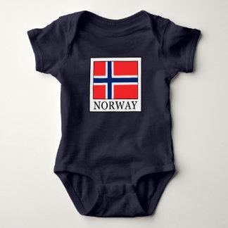 Norwegen Baby Strampler