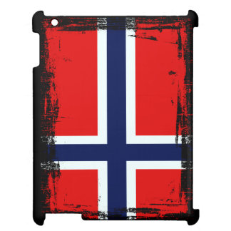 Norwegen-Flagge iPad Hülle