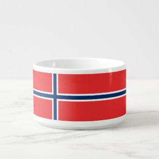 Norwegen-Flagge Kleine Suppentasse