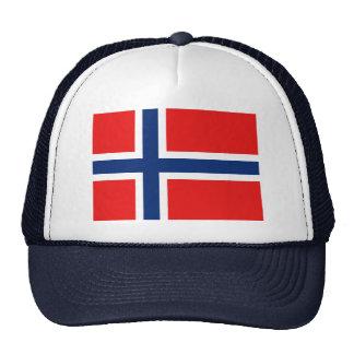 Norwegen-Flaggen-Hut Baseballmützen