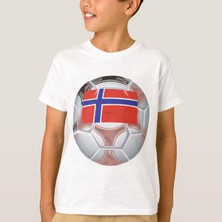 Norwegen-Fußball T-Shirt