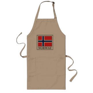 Norwegen Lange Schürze