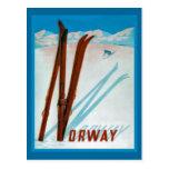 Norwegen Postkarten