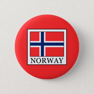 Norwegen Runder Button 5,1 Cm