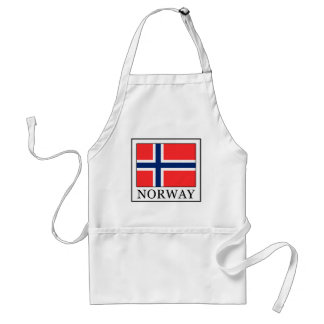 Norwegen Schürze