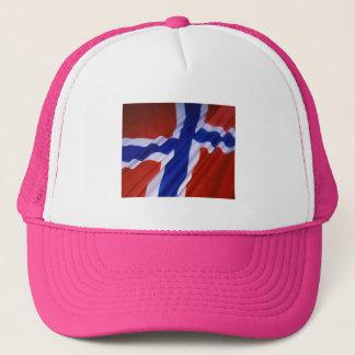 Norwegen Truckerkappe