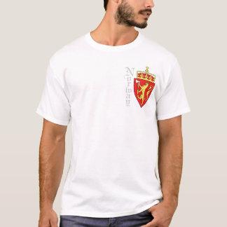 Norwegen-Wappen T-Shirt