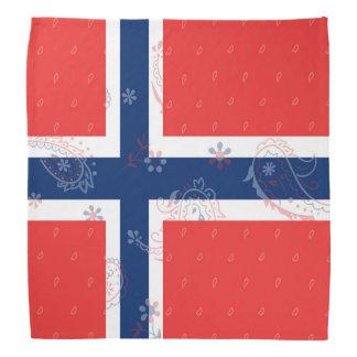 NorwegenBandana Kopftuch