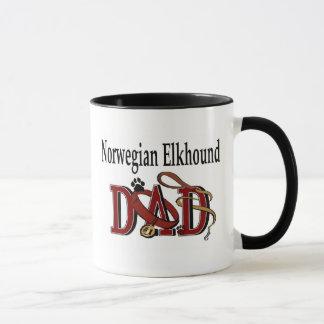 Norweger Elkhound Vati-Tasse Tasse