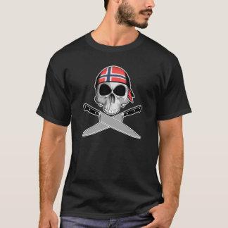 Norwegischer Koch T-Shirt