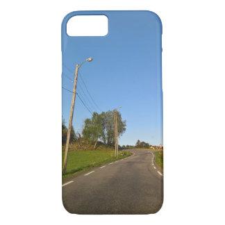 Norwegischer Land-Straßen-Kasten iPhone 8/7 Hülle