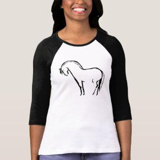 Norwegisches Fjord-Pferd T-Shirt