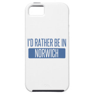Norwich iPhone 5 Cover