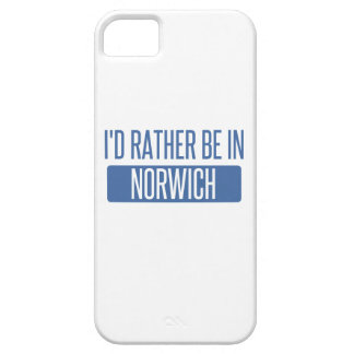 Norwich iPhone 5 Etui