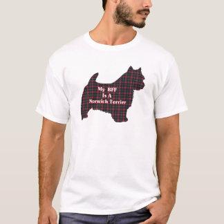 Norwich-Terrier BESTE FREUNDIN T-Shirt