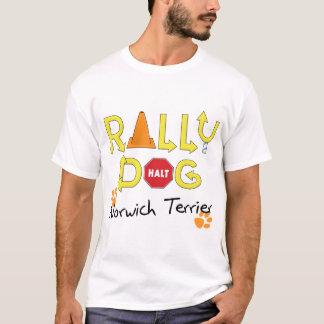 Norwich-Terrier-Kundgebungs-Hund T-Shirt