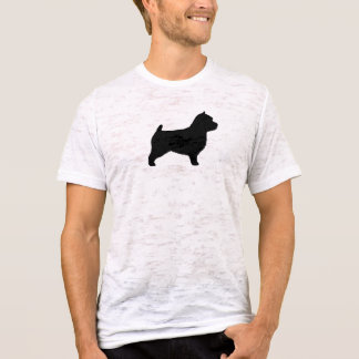 Norwich-Terrier-Silhouette T-Shirt