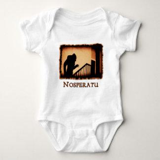 Nosferatu beängstigende Vampire-Produkte Baby Strampler