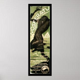 Nosferatu Plakat 1922