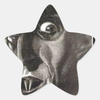 Nosferatu Stern-Aufkleber