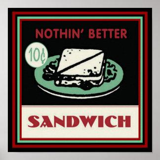 """Nostalgiker """"nichts besseres"""" X12 des Poster"""