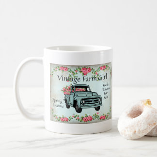 Nostalgische Kaffee-Tasse des Vintagen Kaffeetasse