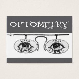 Nostalgische Optometrie Visitenkarte