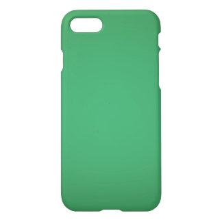 Nostalgischer Smaragd iPhone 8/7 Hülle