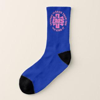 Notärztliche Bemühungen ausgebildet Socken