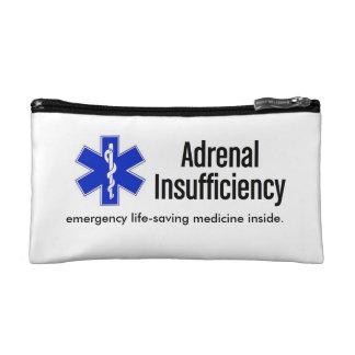 Notausrüstungs-Kasten: Lebensrettende Steroide Makeup-Tasche