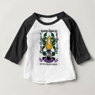 Not'Cho durchschnittliches Wächter-Wappen Baby T-shirt