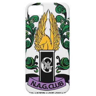 Not'Cho durchschnittliches Wächter-Wappen Hülle Fürs iPhone 5