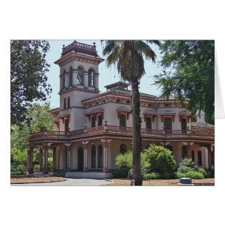 NOTECARD ~ Bidwell Villa Karte