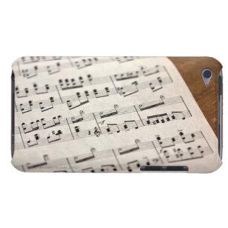 Noten 7 iPod Case-Mate hülle