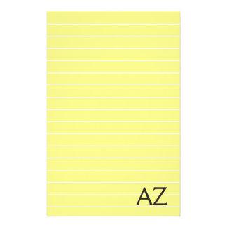 Notizblock für Ihre Gruppe Briefpapier
