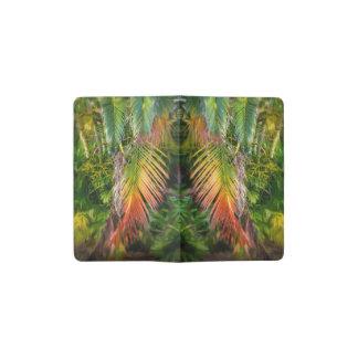 Notizbuch-Abdeckung des Palmen-Glühen-2 MOLESKINE® Moleskine Taschennotizbuch