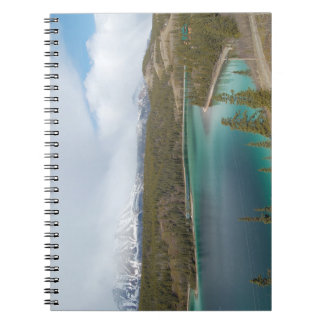 Notizbuch Emerald Lake Spiral Notizblock