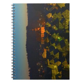 Notizbuch Freudenberg Altstadt Spiral Notizblock