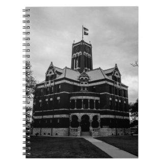 Notizbuch Lee County Gericht-(Texas) Notizblock